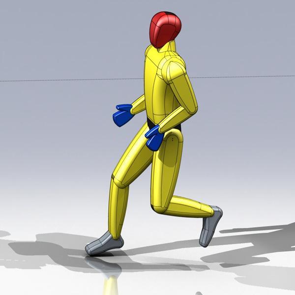 3D Модель Человека