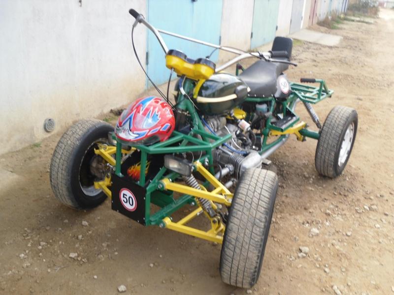 Квадроцикл своими руками схемы фото
